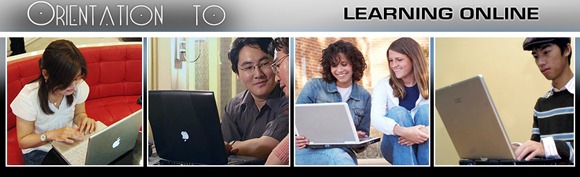 Orientation to Learning Online