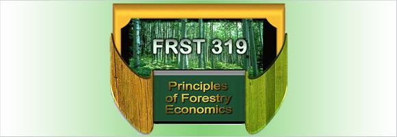 FRST 319