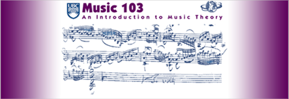MUSC 103