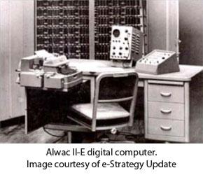 Alwac II-E Computer