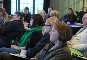 EDUCamp 2010 audience