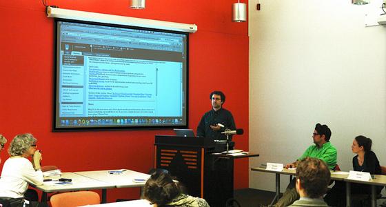 CTLT Institute 2012 Warren Code