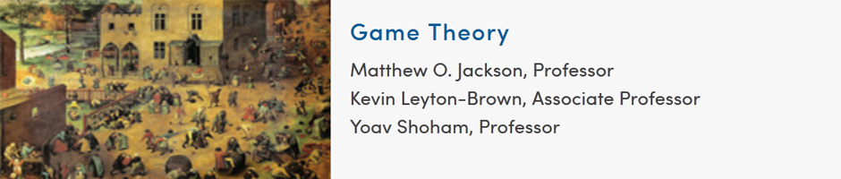 Game-Theory-Coursera-Course