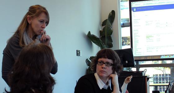 Emily Renoe Teaching