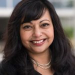 Dr. Sarika Bose, Chair of Contract Faculty Committee of Faculty Association