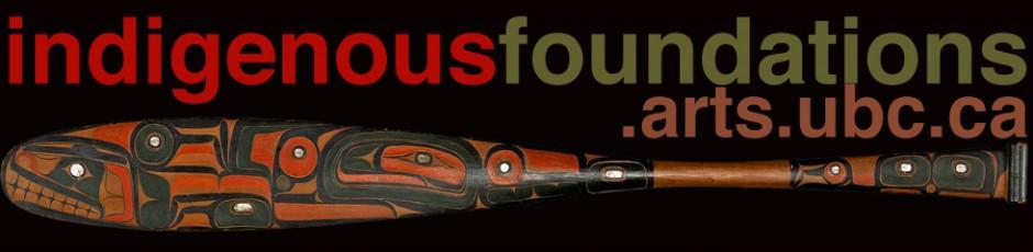 Indigenous Foundations Header