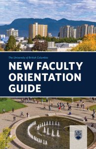 New Faculty Orientation Guide